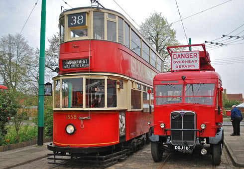 The East Anglia Transport Museum